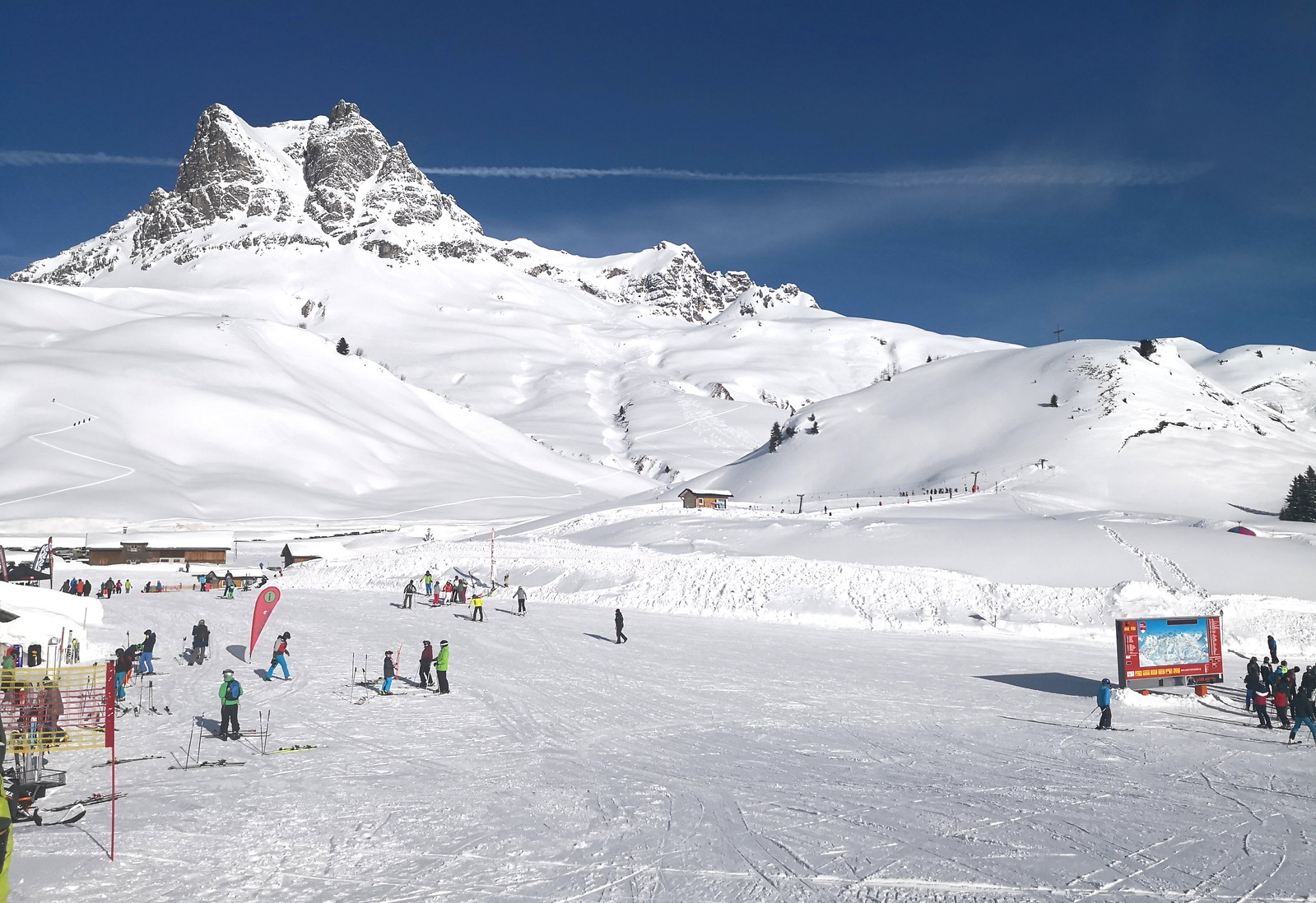 Base at Salober Ski Arena