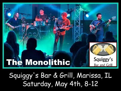 The Monolithic 5-4-19