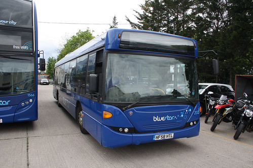 Go South Coast 2005 HF58HTL