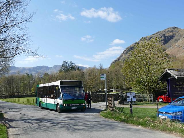 Stagecoach Cumbria & North Lancs 47004 190410 Sticklebarn