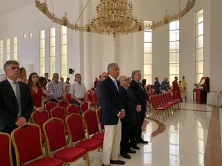 Περιοδεία Υπουργού Εξωτερικών, Γ. Κατρούγκαλου, στην περιοχή του Κόλπου (Ομάν - Κατάρ - Μπαχρέιν, 29.04 – 03.05.2019)