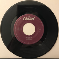 PORTRAIT:HERE WE GO(RECORD SIDE-B)
