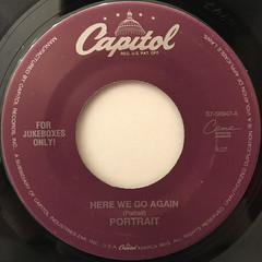 PORTRAIT:HERE WE GO(LABEL SIDE-A)