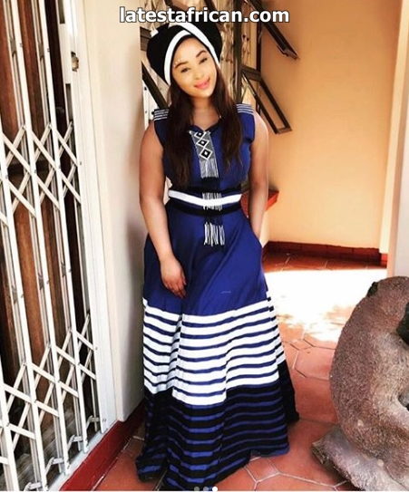 Xhosa Dresses Wedding For The Bride 2019
