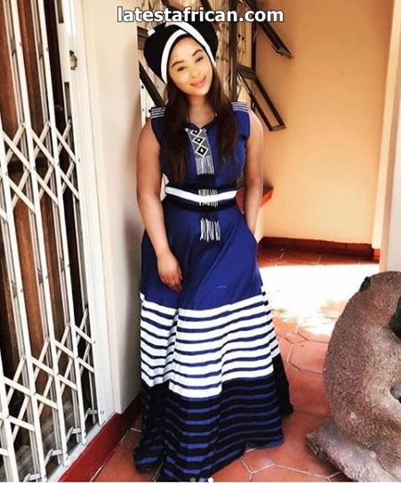 Xhosa Dresses Wedding For The Bride 2019