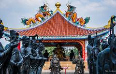 2019 - Thailand - Viharn Sien Anek Kuson Sala
