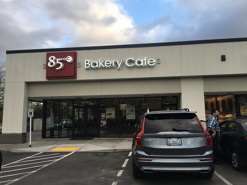 85C Bakery Cafe, Seattle