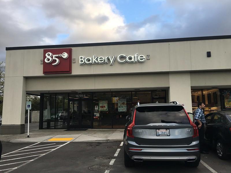 85C Bakery Cafe, Seattle