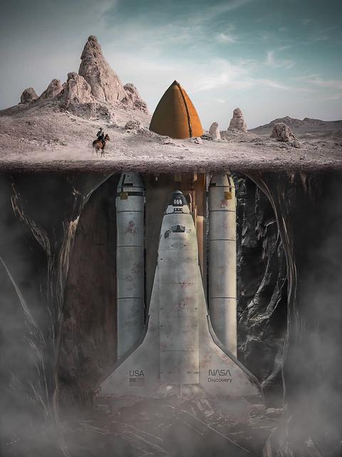 Desert Rocket