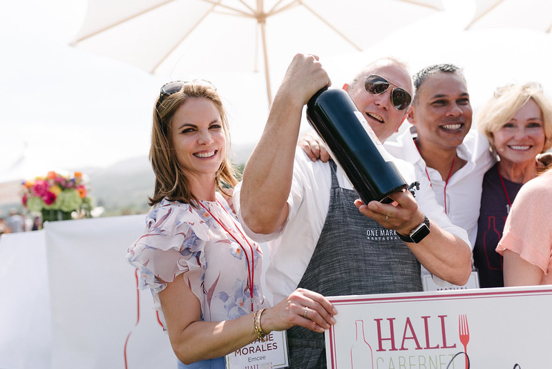 10th Annual HALL Cabernet Cookoff
