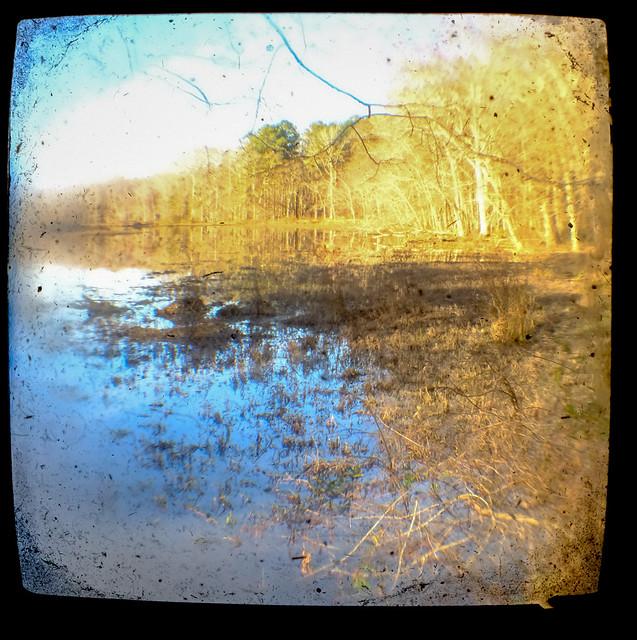 TtV Starr's Mill Pond