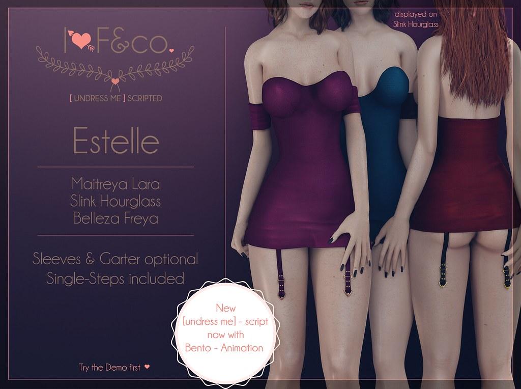 Estelle - TeleportHub.com Live!