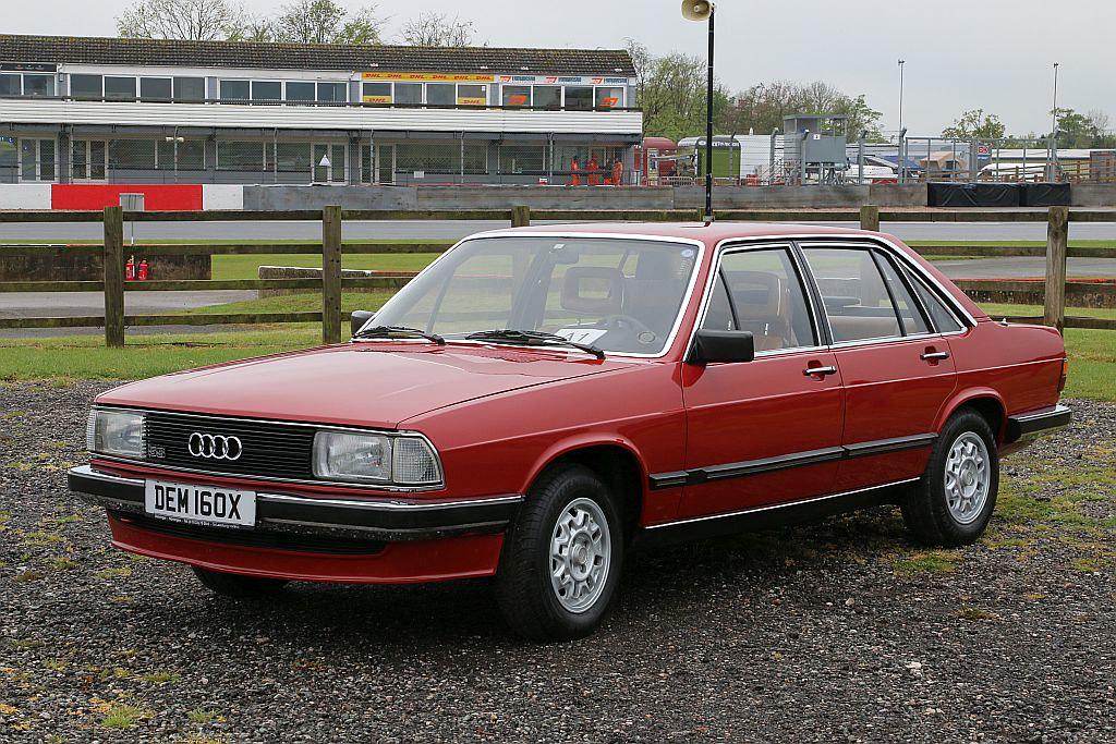 Audi 100 CS 1982   Audi 100 CS 1982, powered by 2,226cc 5 ...