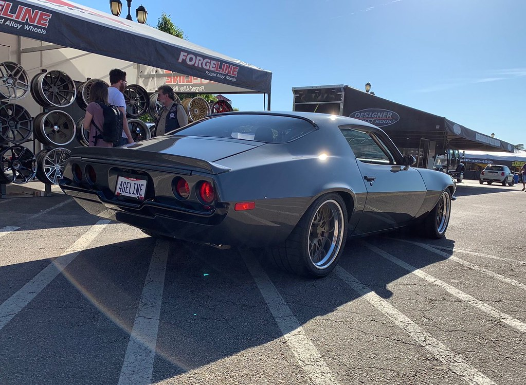 Forgeline's Pro-Touring 1970