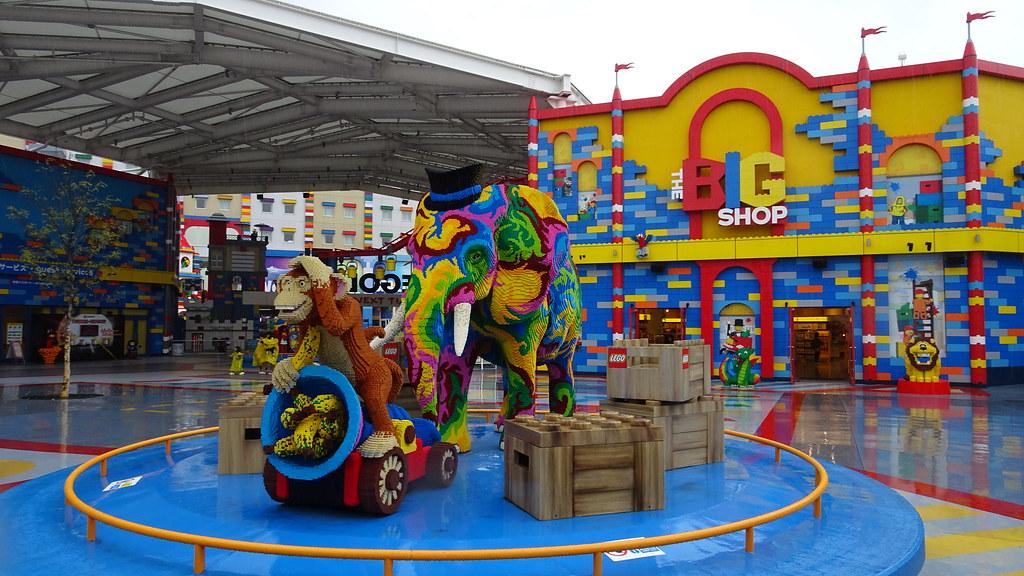 Legoland Japan (Απρίλιος 2019) 46851159065_cd3580c471_b