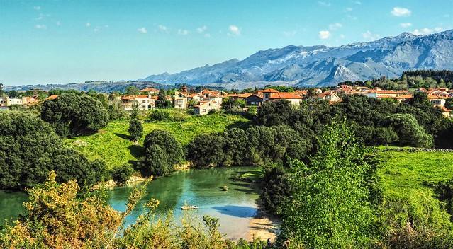 Poo de Llanes.  Asturias.