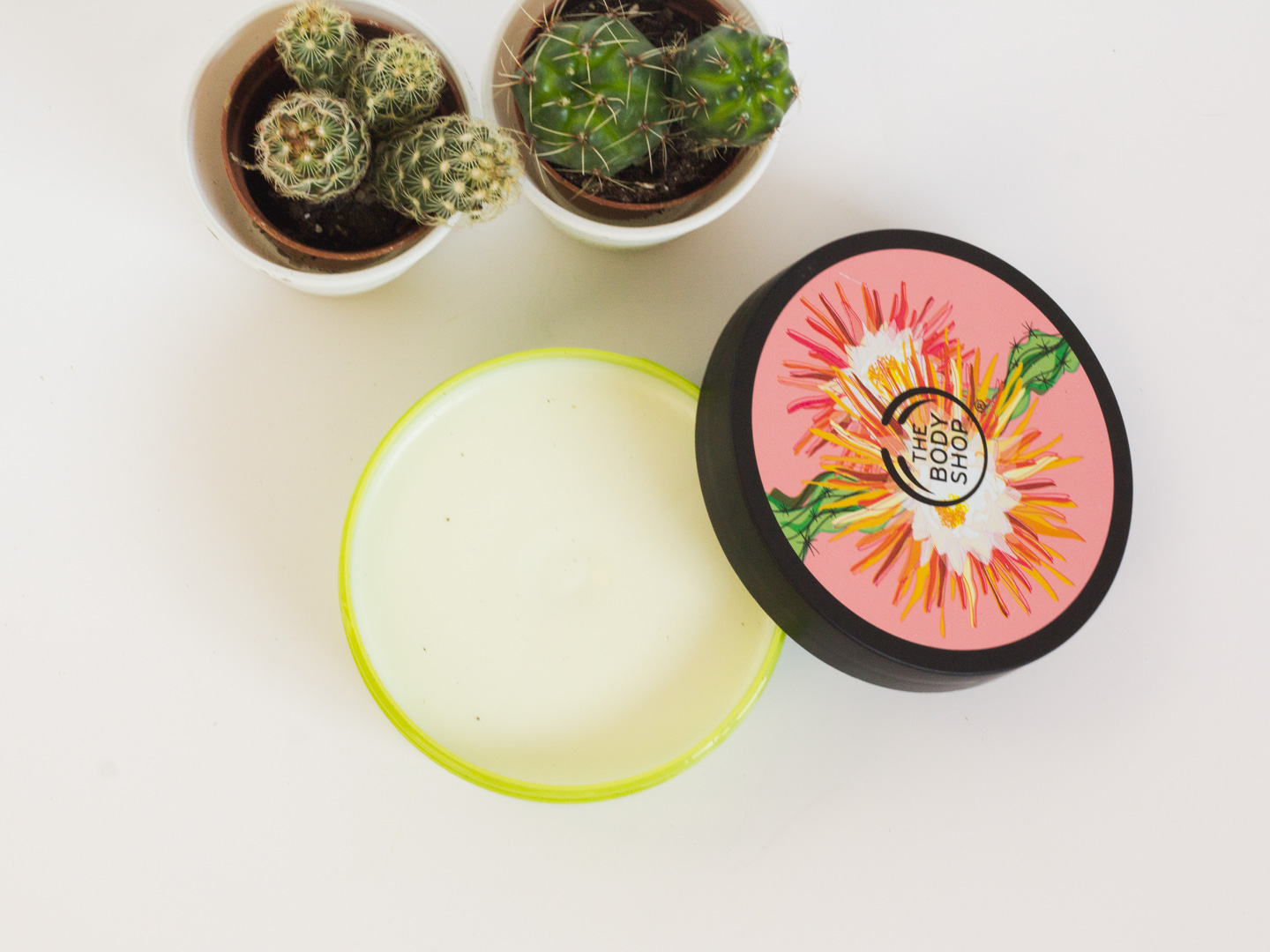 The Body Shop Cactus Blossom Body Butter