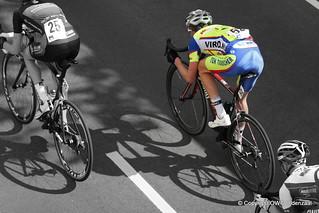 NK wielrennen Emmen Nieuwelingen 2015