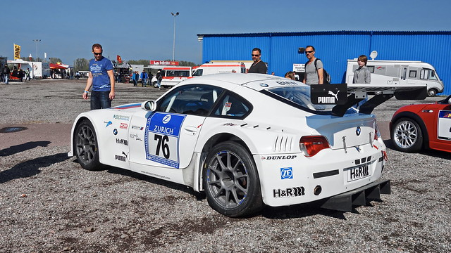 BMW Z4 M Coupe (Racing) (E86)