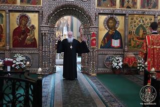 04.05.2019 | Литургия в Иверском монастыре
