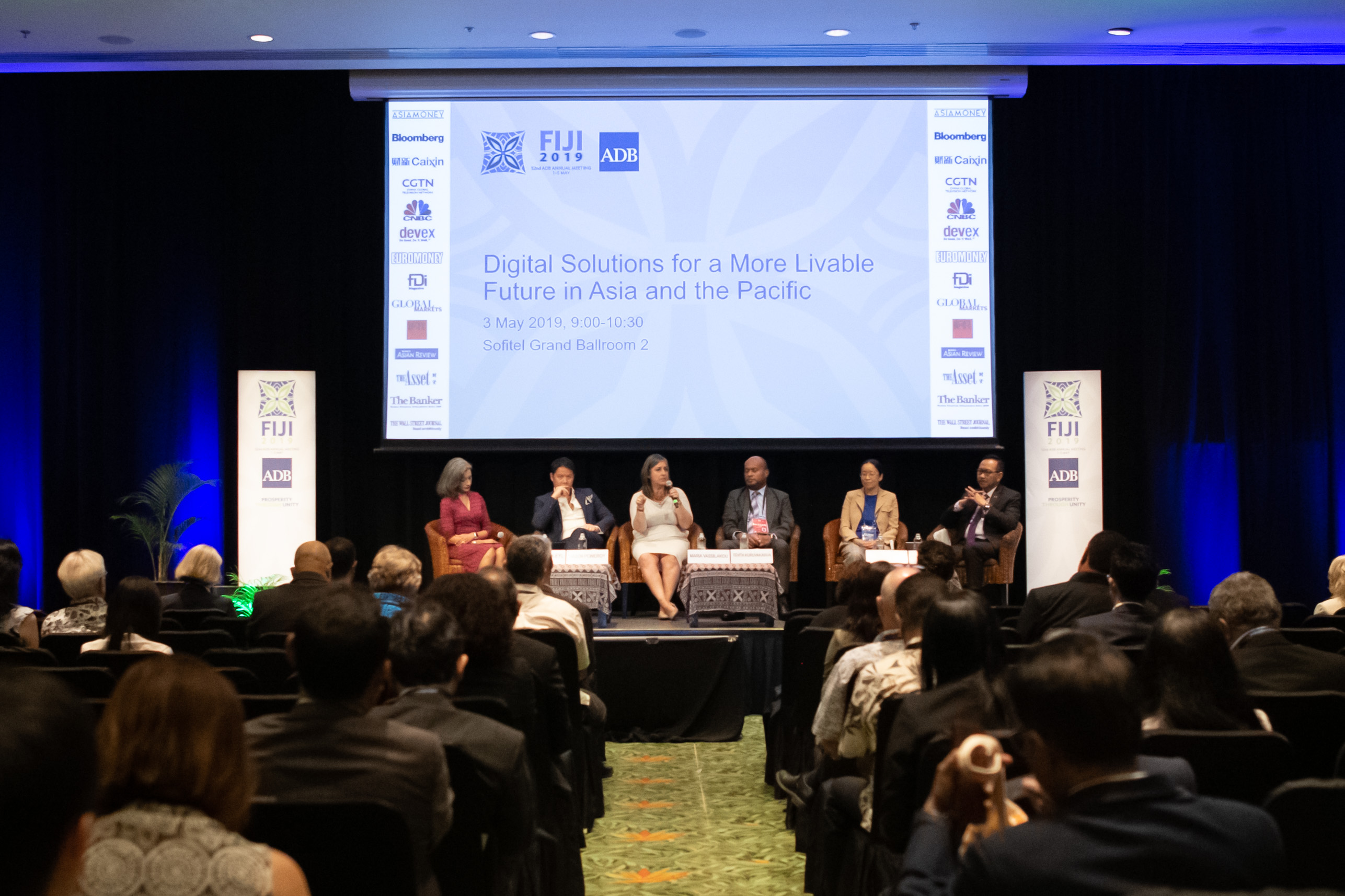 Digital Solutions for a More Livable Future in Asia and the Pacific