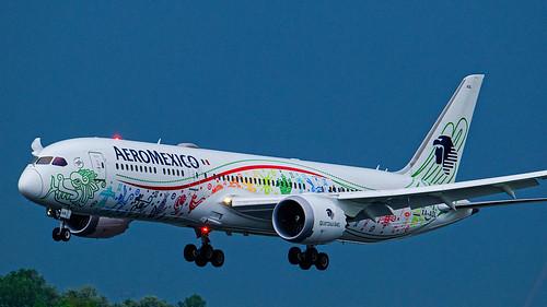 B787-9 Aeromexico (Quetzalcoatl Livery) XA-ADL CDG 2019 05 03 (7)_DxO G P | by eric_aubertin