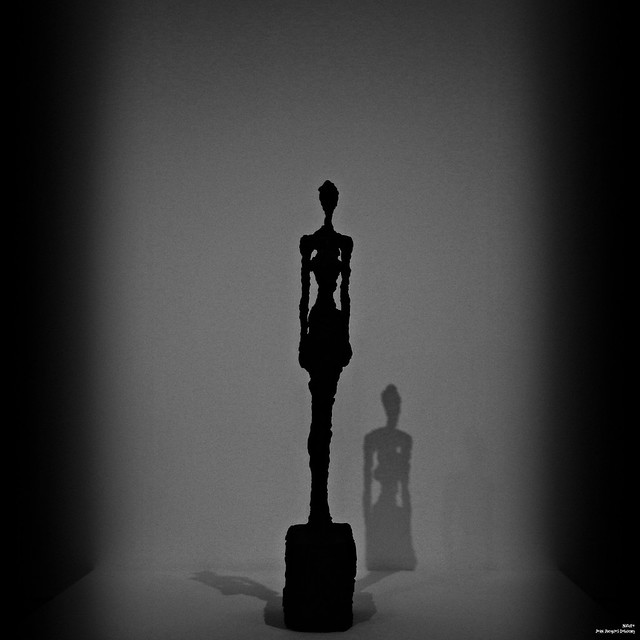 L'œuvre d'Alberto Giacometti