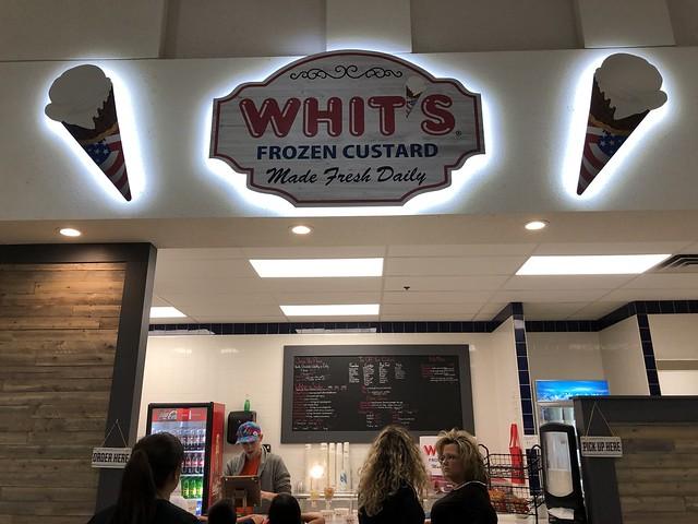 Whits Frozen Custard