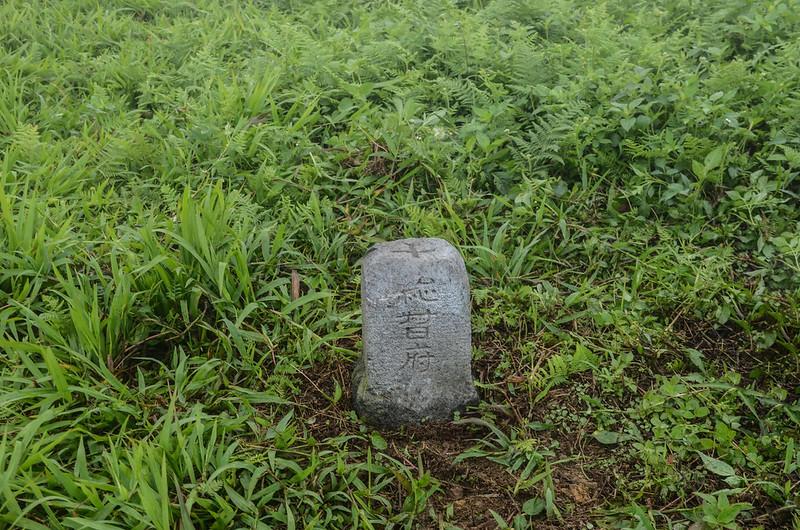 外湖山冠字篠(01)總督府圖根補點(Elev. 1010 m) 1