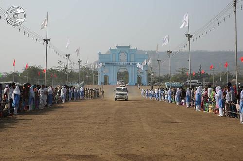 Arrival of Satguru Mata Ji