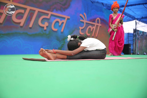Yoga by Bal Sewa Dal