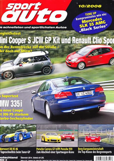 sport auto 10/2006