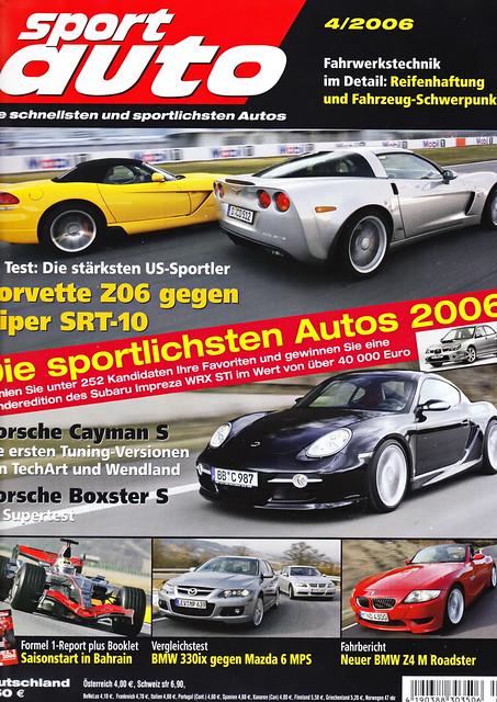 sport auto 4/2006