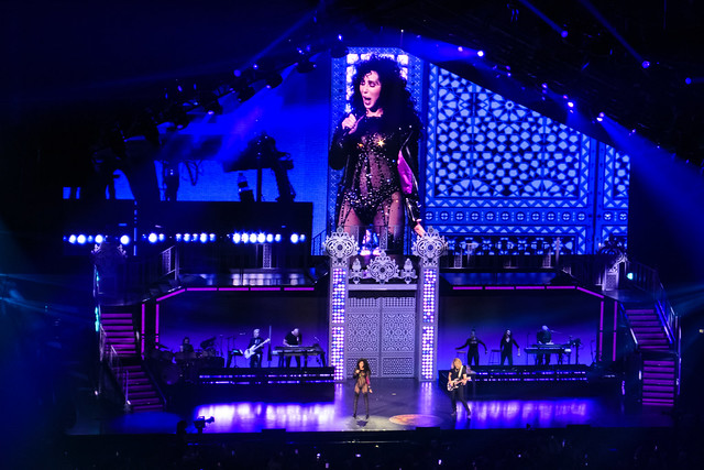 Cher : Here We Go Again Tour - Barclays Center, Brooklyn (2019)