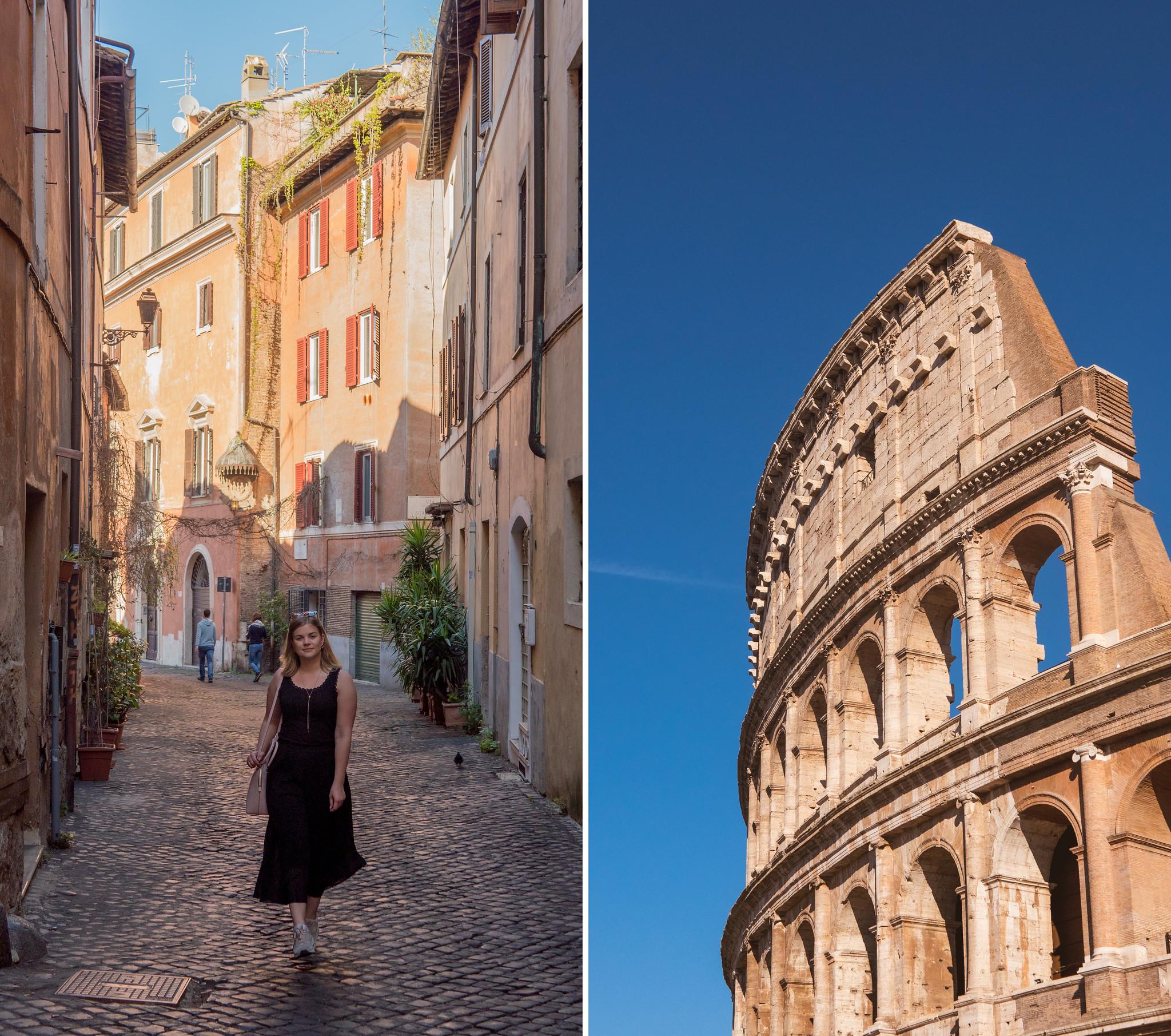 Rooma nahtavyydet