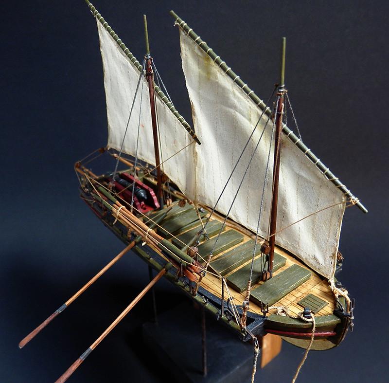 Canonnière 1801 - éch1/72 kit Master Korabel  - Page 2 46865106985_2fb1c9b629_b
