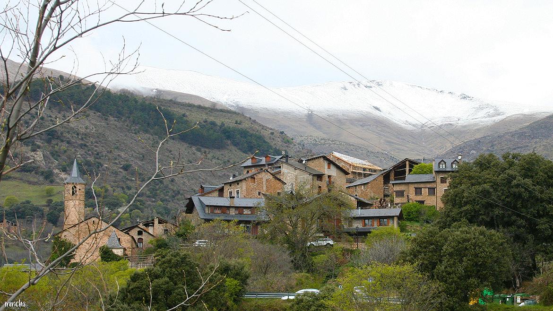 Montardit de Dalt y su casa DUC, en los Pirineos Catalanes