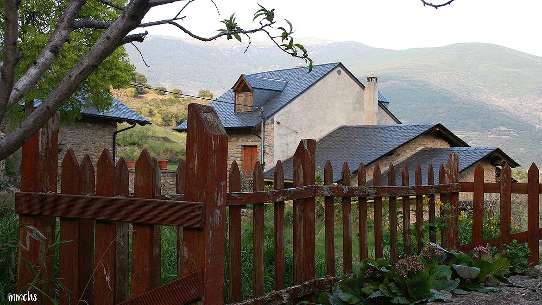 Aldeas bonitas en Pirineos Catalanes