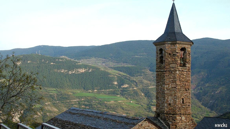 Iglesia de Montardit de Datl Pirineos