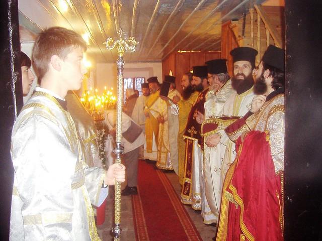 Обновление на храм св. Параскева - 9 декември 2007 г.