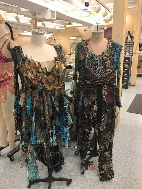 Behind the scenes of the REP: The Costume Department