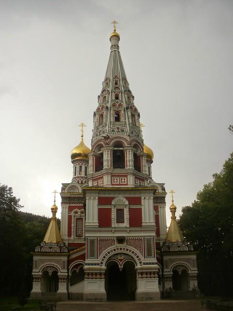 Шипченски манастир, Новоселски манастир, Троянски манастир - 8-9 май 2012 г.