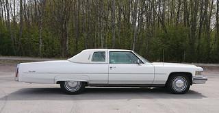 1976 Cadillac De Ville  PS
