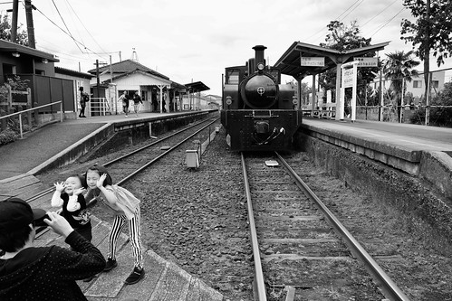 小湊鉄道をめぐる小旅行