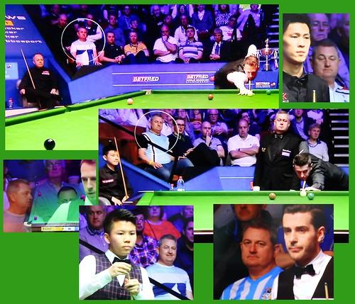 I.T.M.A.  the snooker fan
