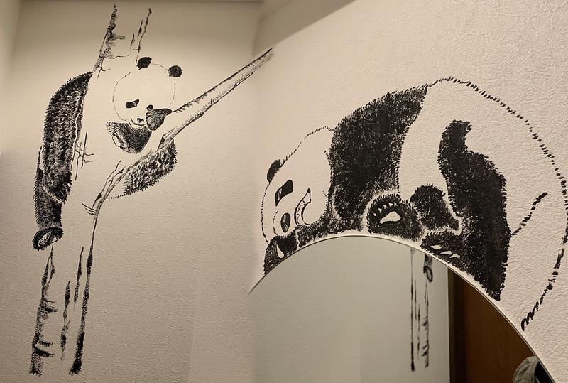 パンダとカメラと四川料理とオトコたちの話