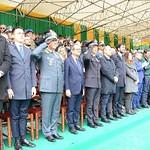 L'intervento del ministro Tria in occasione della cerimonia di giuramento degli allievi ufficiali della Guardia di Finanza