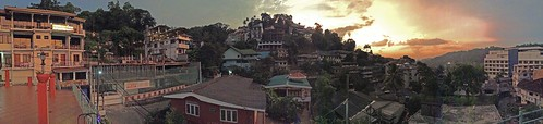 kandy srilanka sri lanka buddha temple tooth relic panorama view lake sunset manohar luigi fedele
