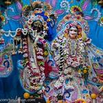 ISKCON Vrindavan Deity Darshan 06 May 2019