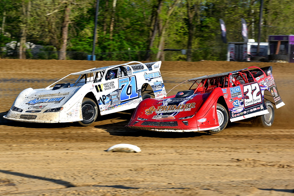 Lucas Oil MLRA - Midwest Latemodel Racing Association - March